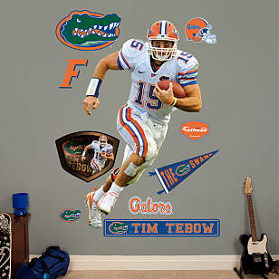 Tim Tebow Florida - White